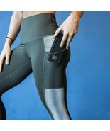 Pocket Leggings Yoga Pants Women Fitness Push Up Tight Wear Gym Training... - $23.99