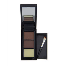 3 Color Hot Sale Professional Eye Shadow Eye Brow Makeup Eyebrow Powder + Eyebro - $6.00