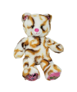 BUILD A BEAR GIRL SCOUT S'MORES BROWN + WHITE TEDDY STUFFED ANIMAL PLUSH... - $45.82
