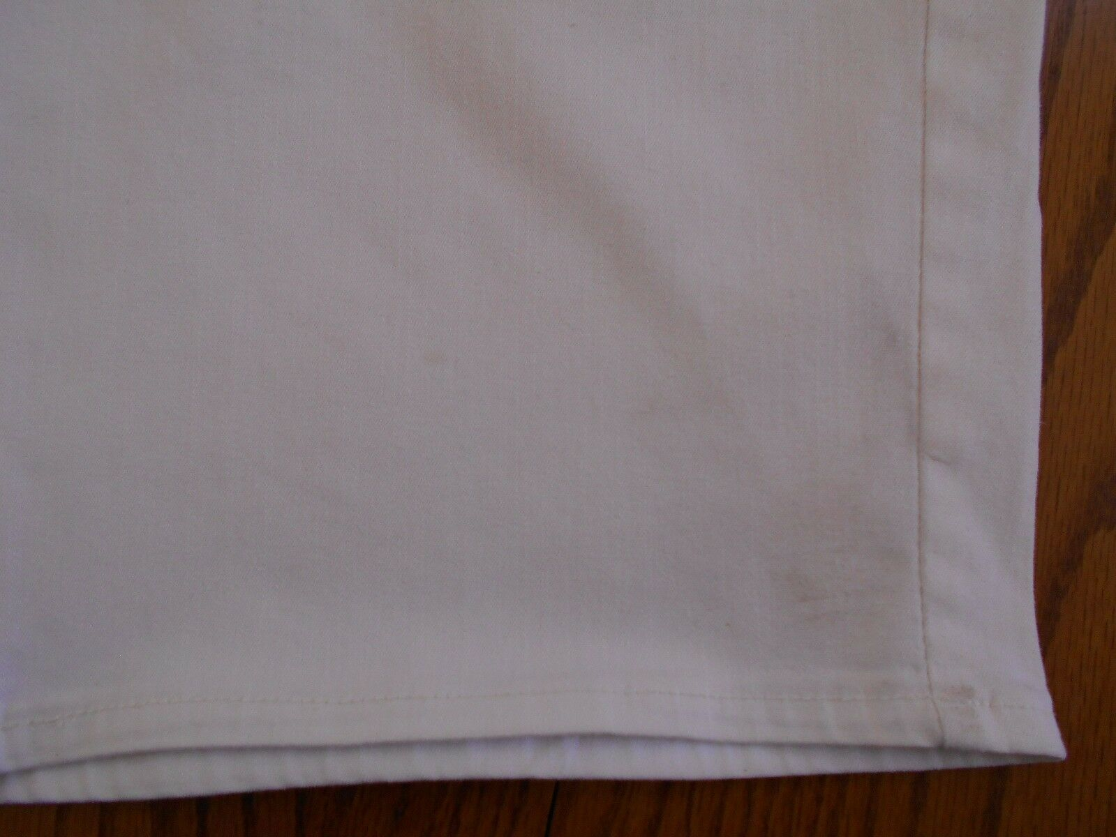 """Riders by Lee Women's Stretch Jean Bermuda SHORTS 14 WAIST 37"""" WHITE SEQUIN   image 9"""