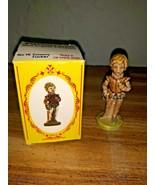 Wade Whimsies 1972-81 Nursery Favourites #15 Tommy Tucker Porcelain Figu... - $19.79