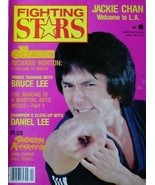 RARE 4/81 FIGHTING STARS JACKIE CHAN RICHARD NORTON KARATE KUNG FU MARTI... - $14.99