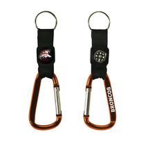 Non Metal Nfl Denver Broncos Navi-Biner Key Ring By Rico Industries (Length=5.75 - $15.12