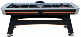 Hathaway Air Hockey Table 7 ft. Arcade Level Electronic Scoring Sound Ef... - $602.93