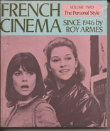 French Cinema Since 1946 Paperback Volume 2 The Personal Style Roy Armes - $24.95