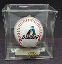 Vintage Arizona Diamondbacks MLB Baseball Dbacks Christmas Ornamentt - NEW  - $6.85