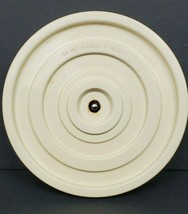 Turntable for Oster Designer Kitchen Center White Replacement Part Vintage OEM - $12.73