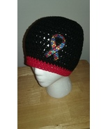 Austism Awareness Handmade Crochet Hat - $21.00