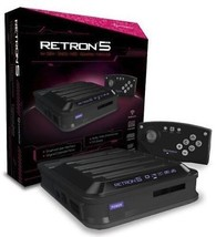 Hyperkin RetroN 5: HD Gaming Console for GBA/ GBC/ GB/ SNES/ NES/ Games ... - $151.26