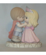 You're My Happily Ever After Precious Moments Prince Princess Fairy Tale... - $68.30