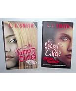 Vampire Diaries Secret Circle The Fury Dark Reunion Initiation Captive L... - $15.82