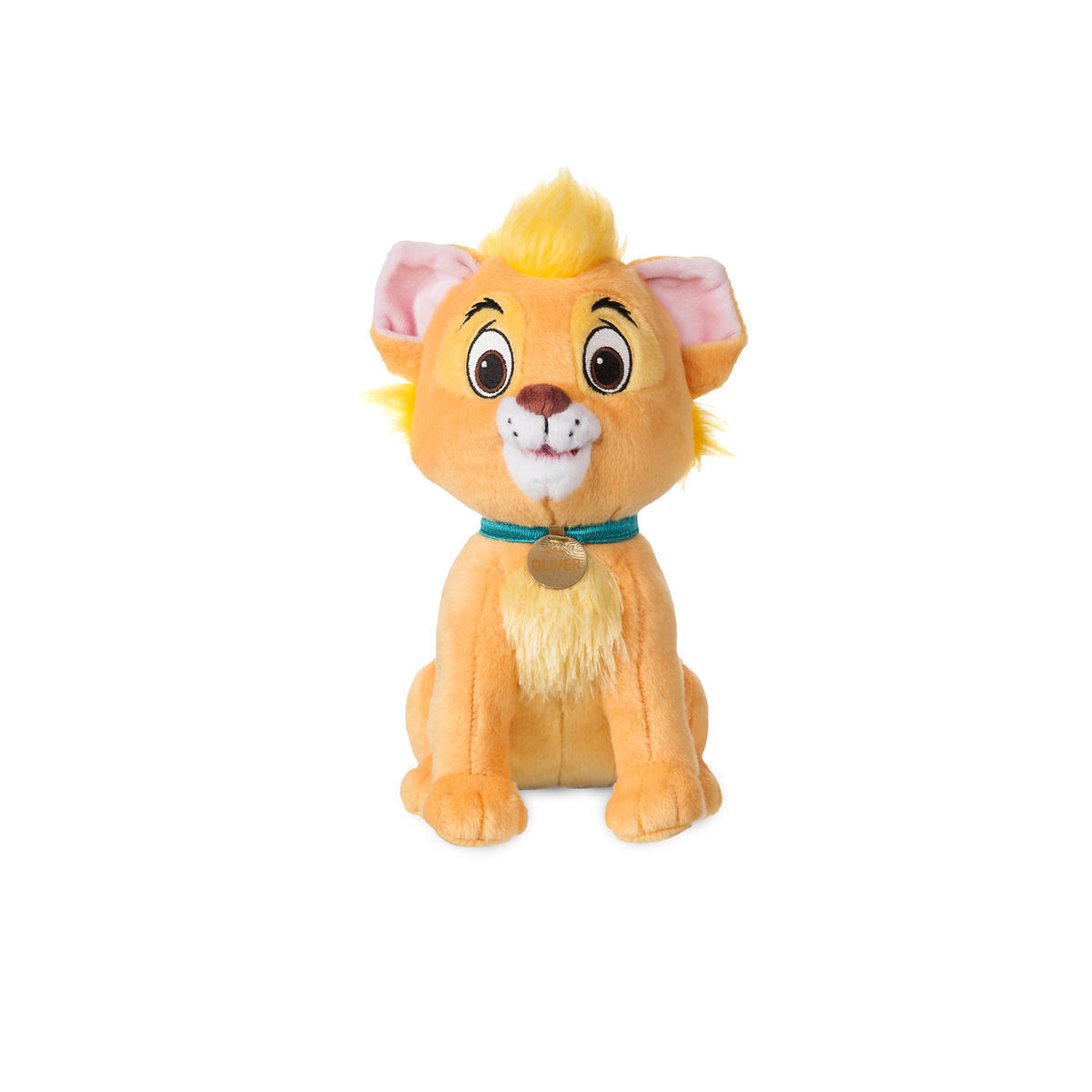 Disney Oliver & Company Oliver Small Plush New with Tags