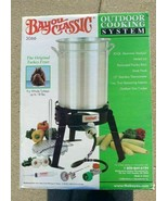 Bayou Classic 3066 Turkey Fryer Outdoor Cooking System Propane Portable ... - $168.95
