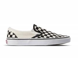 Original Vans slip On VN000EYEBWW Black White Checker Canvas Casual Men -   49.95 6535a6fd126