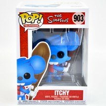 Funko Pop! Television The Simpsons Itchy Mouse #903 Vinyl Figure