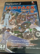 Sony PS2 JamPack Summer 2003 DEMO DISC image 1