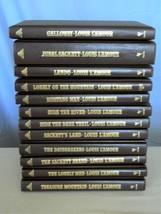 Action77 louis lamour leather sackett series 12 books    1  thumb200