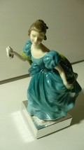 "ROYAL DOULTON ""Rhapsody"" Bone China Figurine HN 2267 Circa 1960 Rd. No. ... - $97.59"