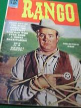Vintage Comic-RANGO with Tim Conway No. 1 1967 RARE !.....SALE-FREE POST... - $16.63