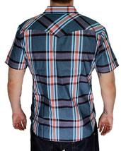 BRAND NEW LEVI'S MEN'S CLASSIC CASUAL PEARL BUTTON UP PLAID SHIRT 3LYSW6062-TUR image 4
