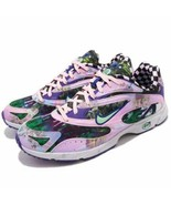 NIKE Men's Shoes Zoom Streak Spectrum Plus Premium Purple Royal Blue AR1... - $49.97