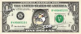 THUMPER on a REAL Dollar Bill Disney Bambi Cash Money Collectible Memora... - $8.88