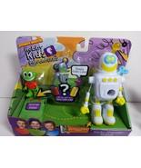 Hobby Kids Adventures Soda Shootin Robot with Hobby Bro Pack Hobby Bear ... - $31.67