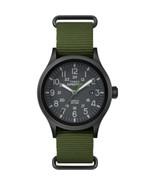 Timex Expedition Scout Slip-Thru Watch - Green - $65.40