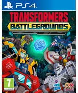NEW SEALED Transformers Battlegrounds PlayStation 4 PS4 Video Game - $19.79