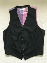 Paul Smith BRITISH COLLECTION Grey Waistcoat - $190.69