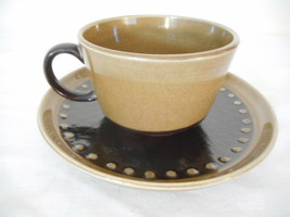 Tahiti by FRANCISCAN Coffee Tea Cup and Saucer  - $7.91