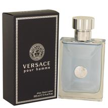 Versace Pour Homme by Versace After Shave Lotion 3.4 oz for Men - $45.69