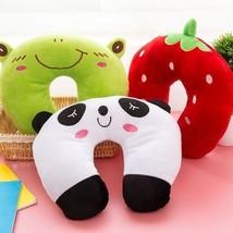 Neck Pillow Ushape Travel Comfortable Kids Plush Head Support Cushion Ca... - $9.99