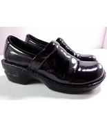 BOC Born Concept Black Clogs Women's Slip On Shoes Size 8 / 39 - $39.95
