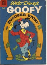 Dell Walt Disney's Goofy #702 Success Story Frigid Frontier Mickey Mouse - $14.95