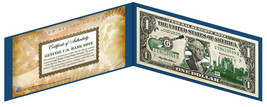 TENNESSEE State $1 Bill *Genuine Legal Tender* U.S. One-Dollar Currency ... - $8.86