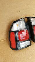 00-04 Mitsubishi Montero Pajero Sport Euro JDM Tail light Lamps Set L&R image 3