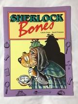 """Sherlock Bones 1993 Math BIG Book Paperback 17"""" TallClass Size Teacher ... - $16.61"""