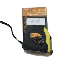 Sterling Tools 25 Feet Tape Measure - $5.30