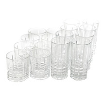 Gibson Home Jewelite 16 Piece Tumbler And Double Old Fashioned Glass Set - $41.95
