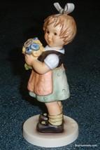 """Precious Bouquet"" Goebel Hummel #2282/A TMK9 Mint With Box - Rare Gift! - $329.79"