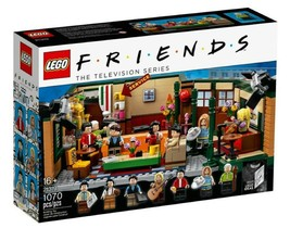 LEGO Ideas 21319 Friends The Television Series Central Perk