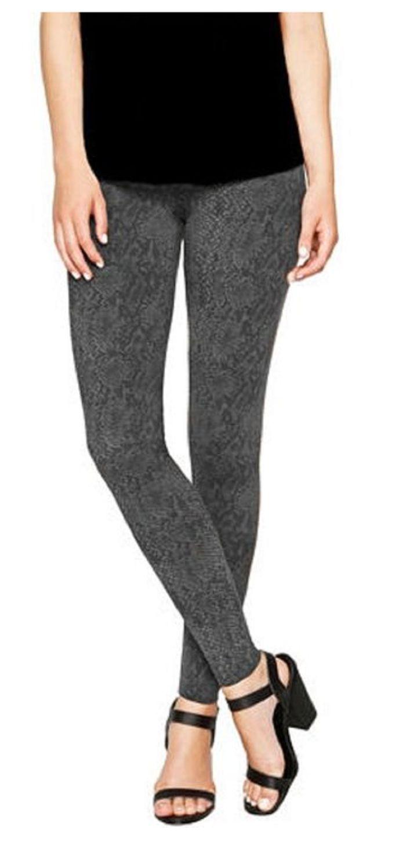 Matty M Ladies' Legging, Thicker Material, Wide Waist Band image 7
