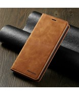 Luxury Leather Flip Case for Samsung Galaxy S10 Plus Lite E Card Holder ... - $19.99