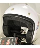 NEW Retro Styled Vintage Evinrude Snowmobile Helmet  - $95.00