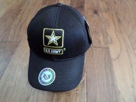 New U.S Military Army Hat Air Mesh 3-D Embroidered Army Licensed Basebal... - $26.95
