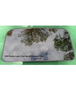 2011 TOYOTA CAMRY USA BUILT OEM FACTORY YEAR SPECIFIC SUNROOF GLASS  FRE... - $148.00
