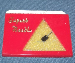 RECORD PLAYER NEEDLE for Euphonics E7 180 for Zenith 142-110 142-111 460-D7 image 1