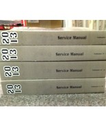 2013 GM BUICK REGAL Service Shop Repair Workshop Manual Set FACTORY Brand New - $297.00