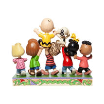"7.5"" ""A Grand Celebration"" Peanuts Collection Figurine by Jim Shore image 4"